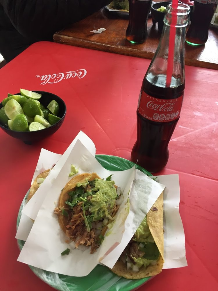 tacos south of California other than Tijuana