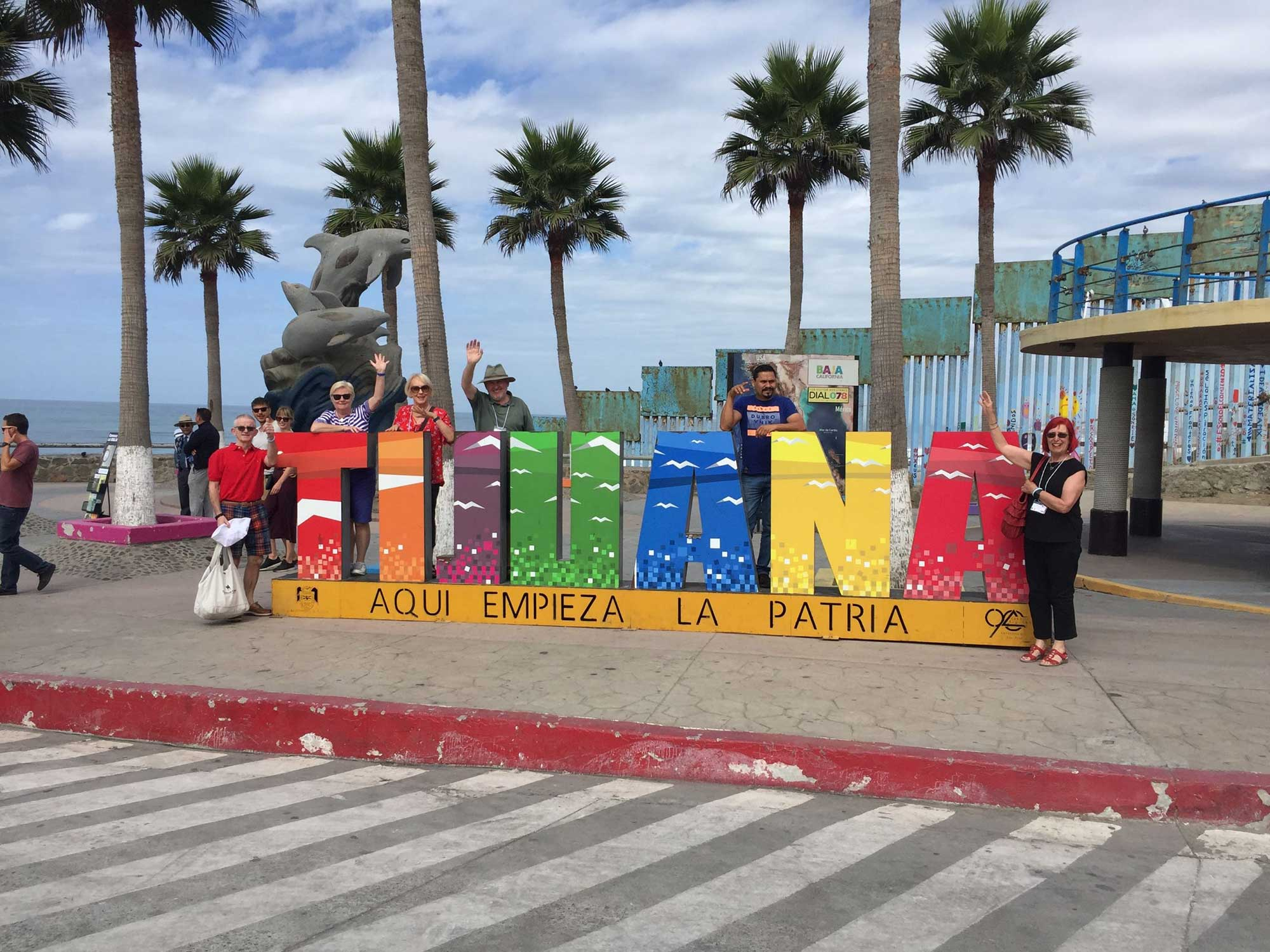 Tijuana walking tour, Tijuana tour